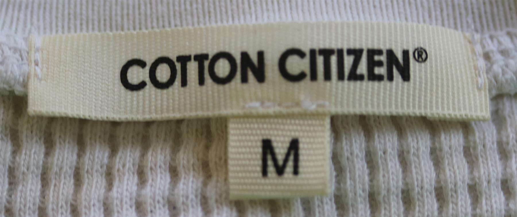 COTTON CITIZEN THE MONACO MINI DRESS MEDIUM