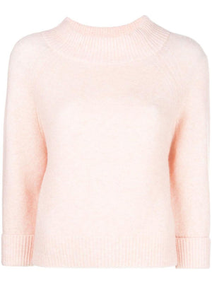 3.1 PHILLIP LIM WOOL AND ALPACA BLEND SWEATER LARGE