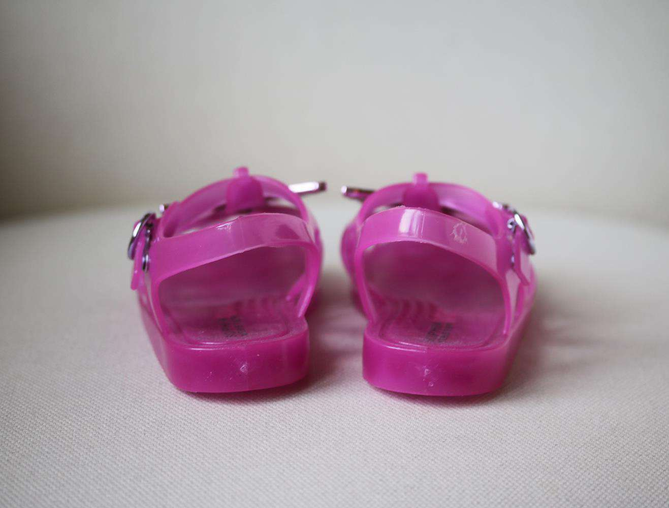 SOPHIA WEBSTER KIDS GIRLS RIVA JELLY SANDALS EU 29/20 UK 11