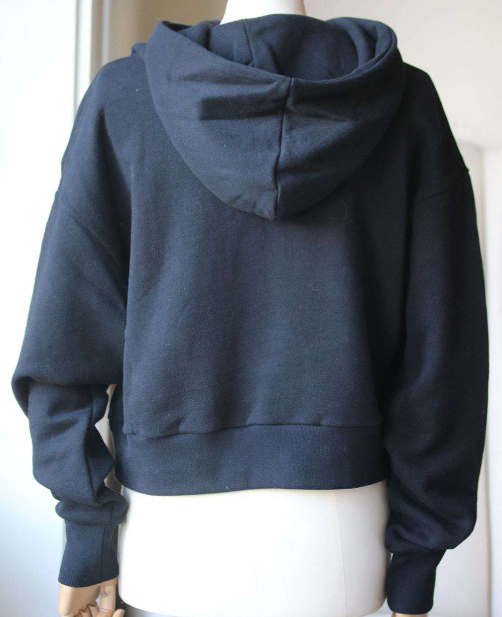 ASHLEY WILLIAMS GIMME FIVE COTTON HOODIE XSMALL