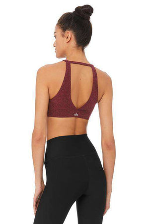 ALO YOGA LOTUS SPORTS BRA LARGE