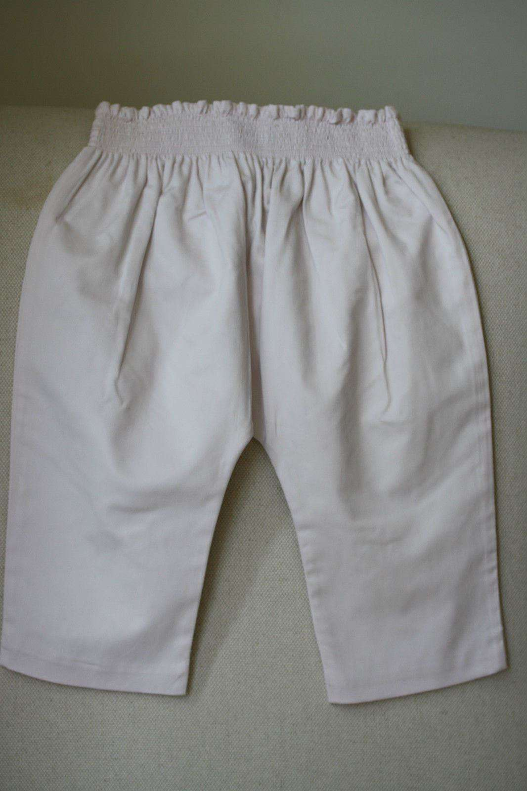 BABY DIOR PINK COTTON TROUSERS 18 MONTHS