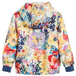 STELLA MCCARTNEY KIDS BABY GIRLS SCOUT FLORAL JACKET 3 YEARS