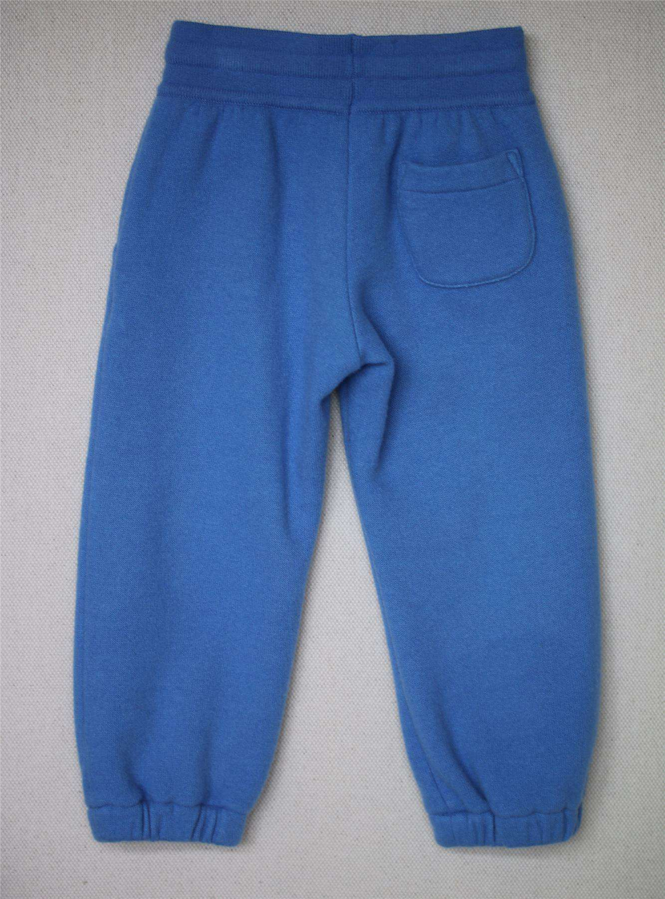 LORO PIANA BOYS BLUE CASHMERE TRACKSUIT 2 YEARS
