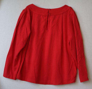 CHRISTIAN DIOR GIRLS RED TOP 2 YEARS