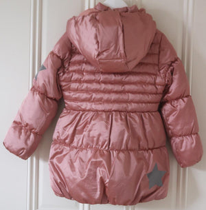 MOLO KIDS GIRLS PUFFER COAT 5 YEARS