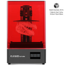 Load image into Gallery viewer, ELEGOO Saturn MSLA 4K Monochrome LCD 3D Printer