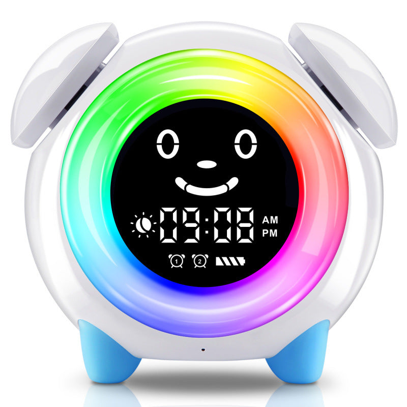 Kids Alarm Clock & Night Light Toto Buddy - Lumimoon