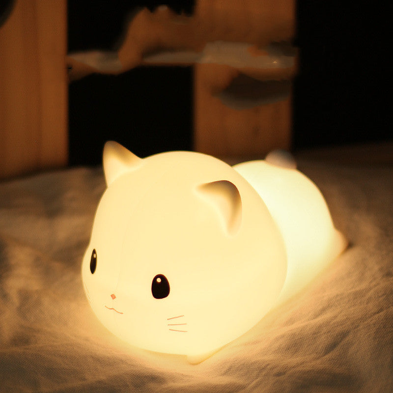 Lazy Cat Night Light - Lumimoon