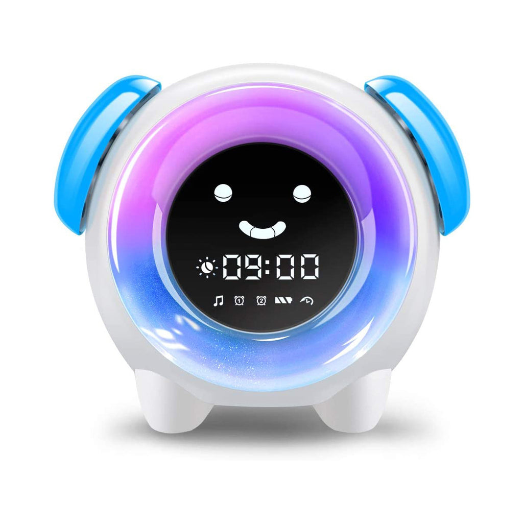 Kids Alarm Clock & Night Light Lolo Buddy - Lumimoon