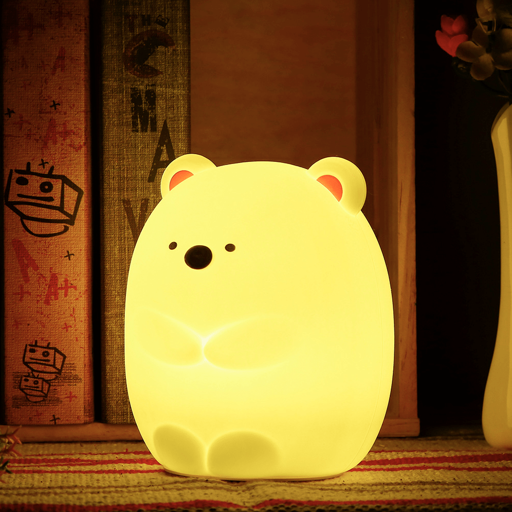 Little Teddy Night Light - Lumimoon