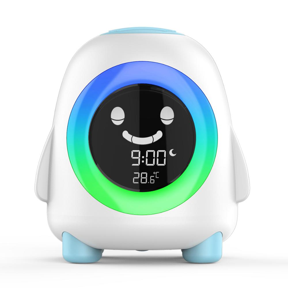 Kids Alarm Clock & Night Light Coco Buddy - Lumimoon