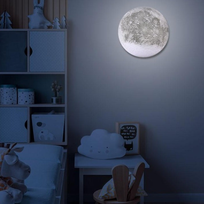 Wall Moon Night Light - Lumimoon