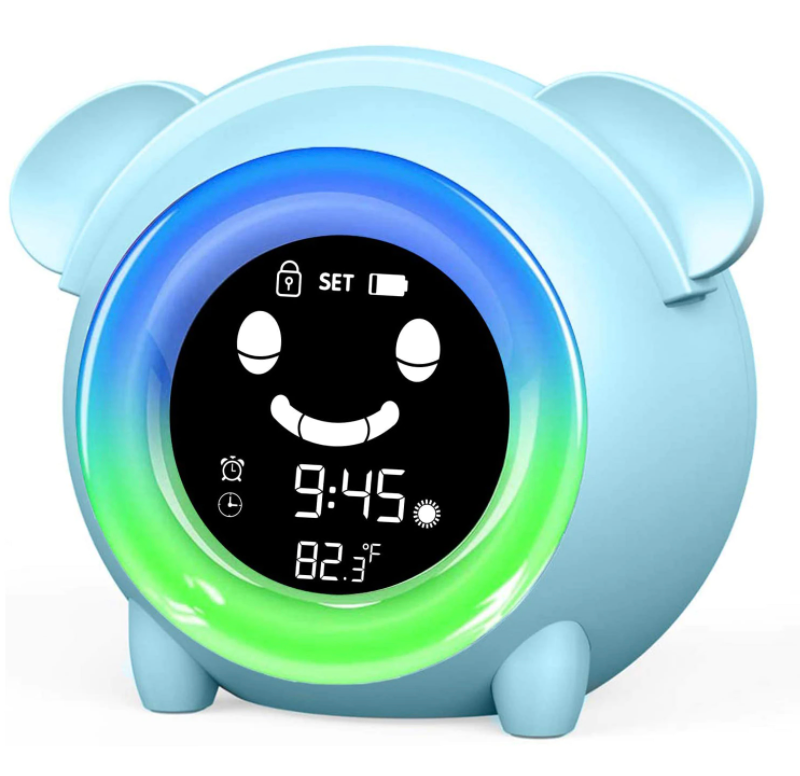 Kids Alarm Clock & Night Light Kido Buddy - Lumimoon
