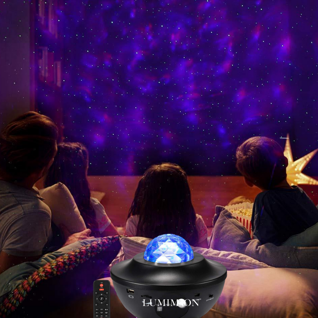 Lumi™ Galaxy Projector - Lumimoon