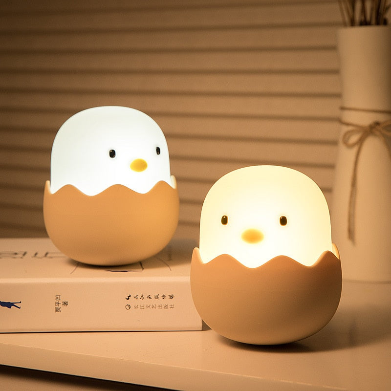 Baby Chicken Night Light - Lumimoon
