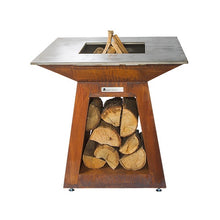 Load image into Gallery viewer, Quan Premium Wood Fire BBQ Range