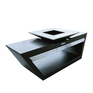 Quan Rolling Kitchen with Gas Hot Plate