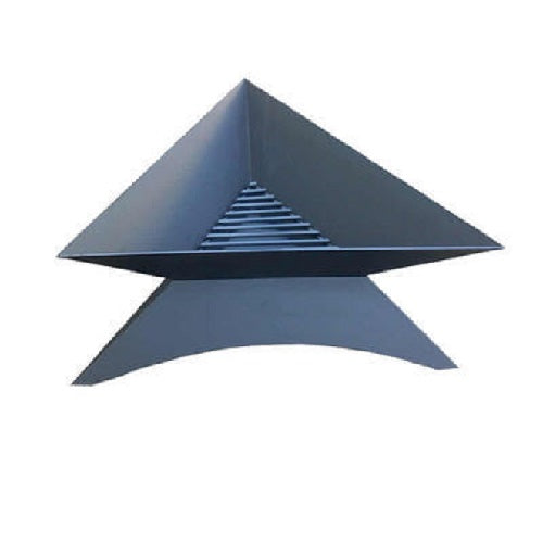Triangle Fire Pit - 80cm Diameter x 50cm High