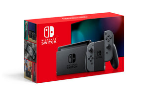Nintendo Switch Console Gray Joy-Con
