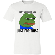 Load image into Gallery viewer, I Left My Discord Shirt