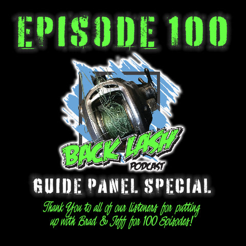 Back Lash Podcast Episode 100