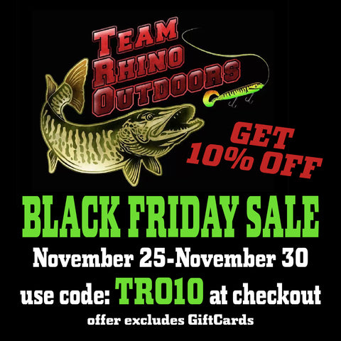 TRO Black Friday sale