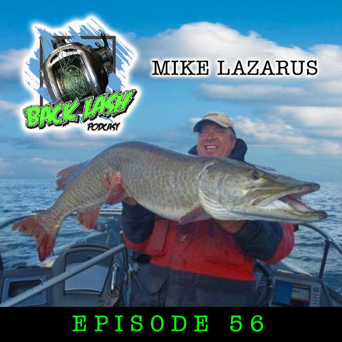 Mike Lazarus Back Lash Podcast
