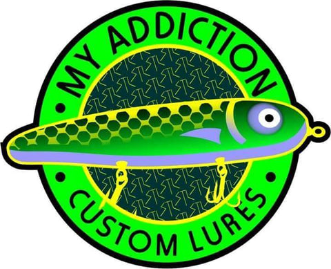 My Addiction Custom Lures