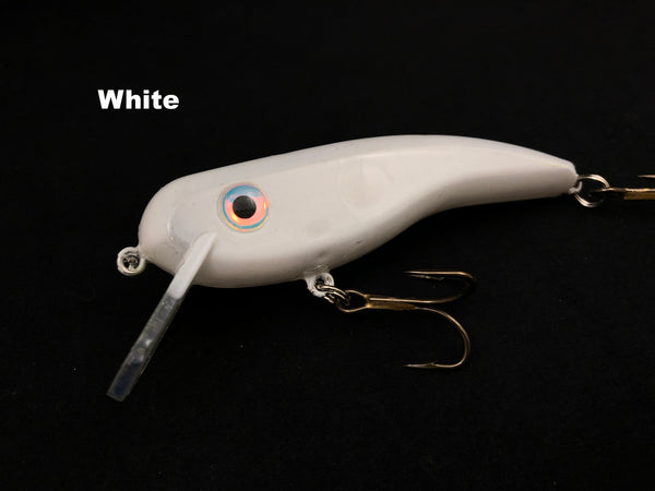 Llungen Lures .22 Short SS - White