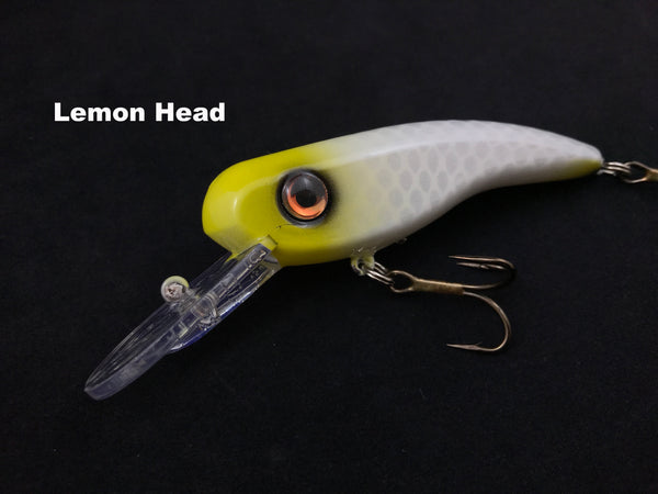 Llungen Lures .22 Short - Lemon Head