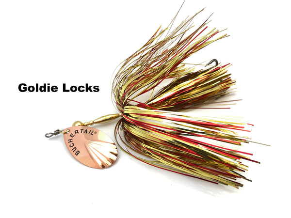 Joe Bucher Outdoors Buchertail 701 Tinsel - Goldie Locks