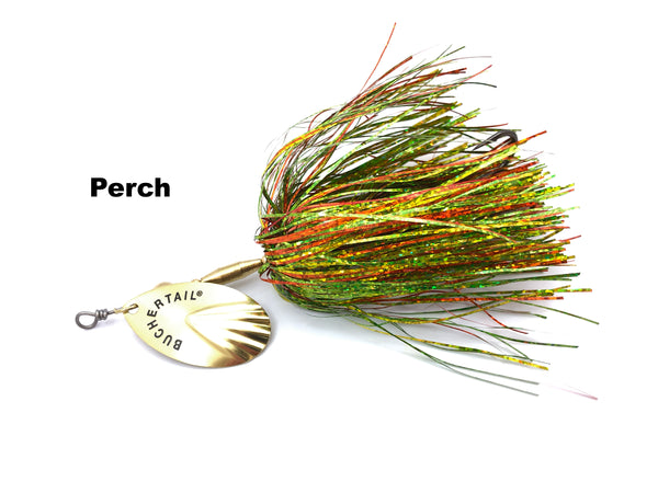 Joe Bucher Outdoors Buchertail 701 Tinsel - Perch