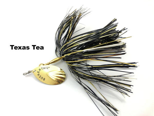 Joe Bucher Outdoors Buchertail 701 Tinsel - Texas Tea