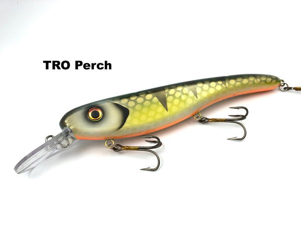 Llungen Lures .50 Cal - TRO Perch
