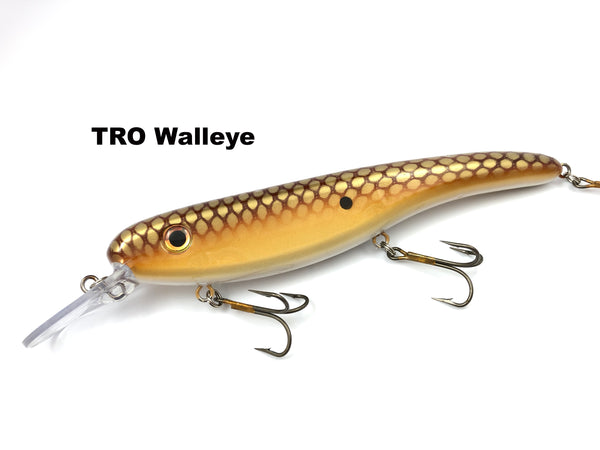 Llungen Lures .50 Cal - TRO Walleye