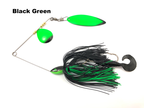 Ace Baits Small Ace Tandem Spinnerbait