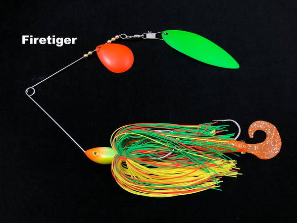 Ace Baits Big Ace Tandem Spinnerbait
