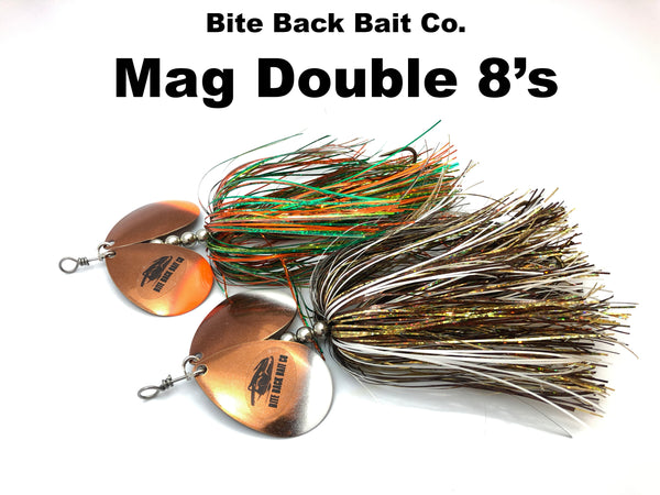 Bite Back Bait Company Mag Double 8's