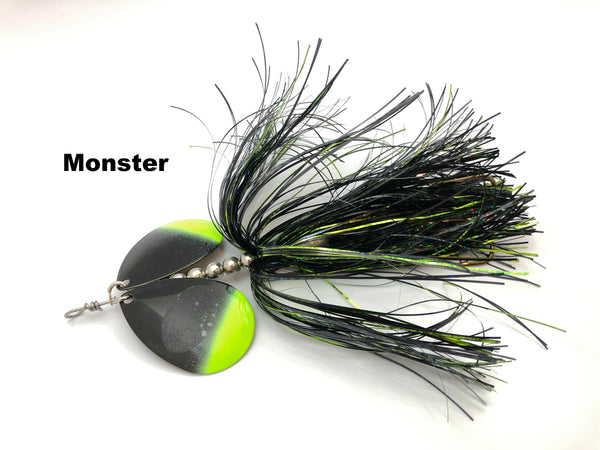 Bite Back Bait Company Mag Double 8's  - Monster