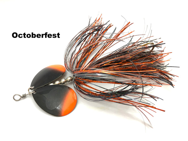 Bite Back Bait Company Mag Double 8's  - Octoberfest