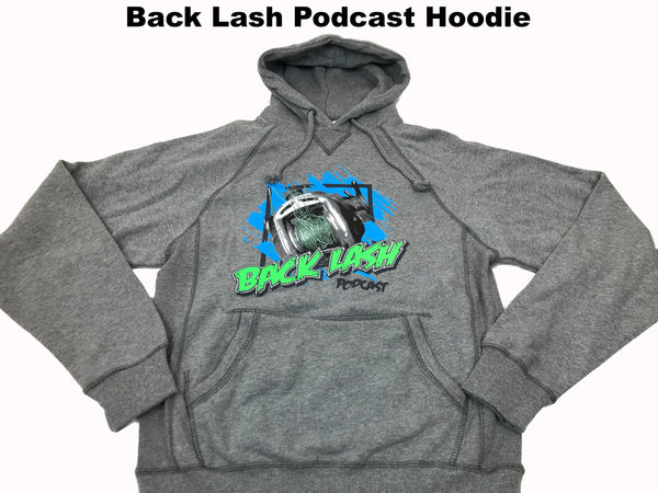 Back Lash Podcast Hoodie