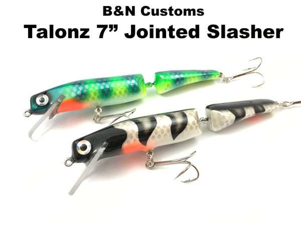 "B&N Customs Talonz 7"" Jointed Slasher"