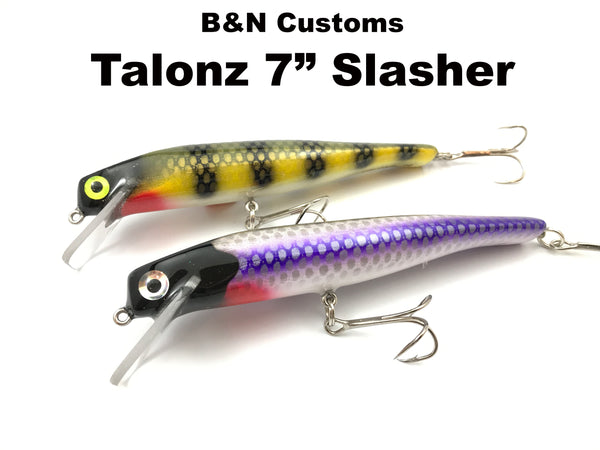 "B&N Customs Talonz 7"" Slasher"