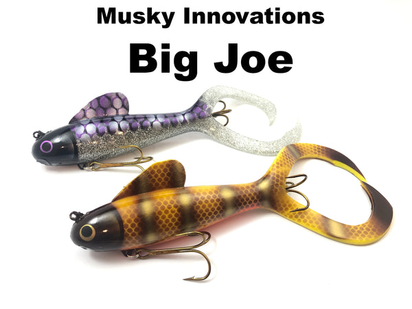 Musky Innovations Live Action Big Joe