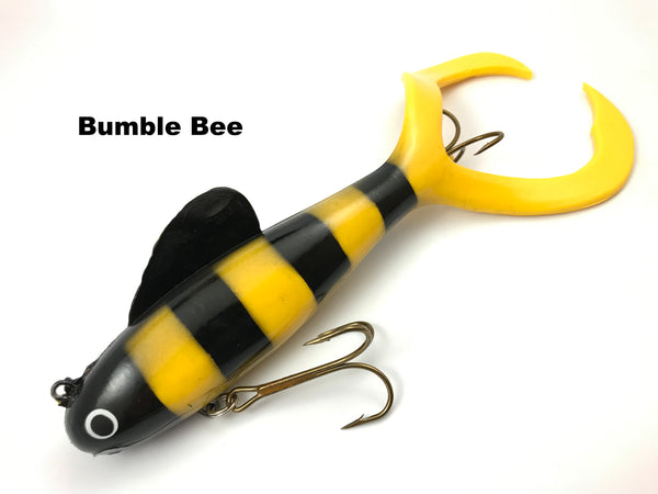 Musky Innovations Live Action Big Joe - Bumble Bee