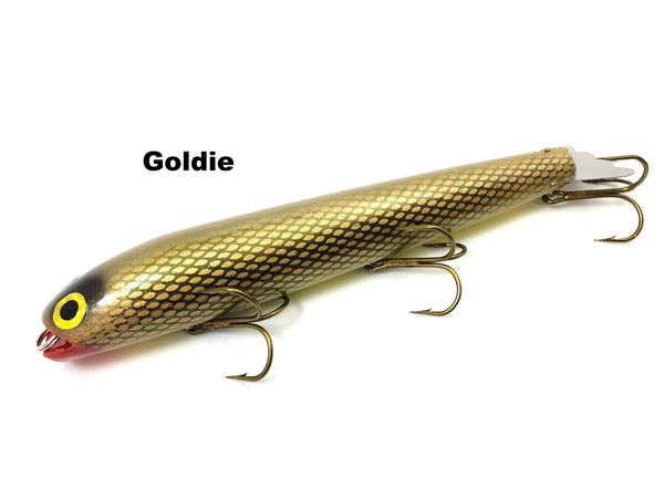 "Bobbie Baits 9"" Weighted Jerkbait"