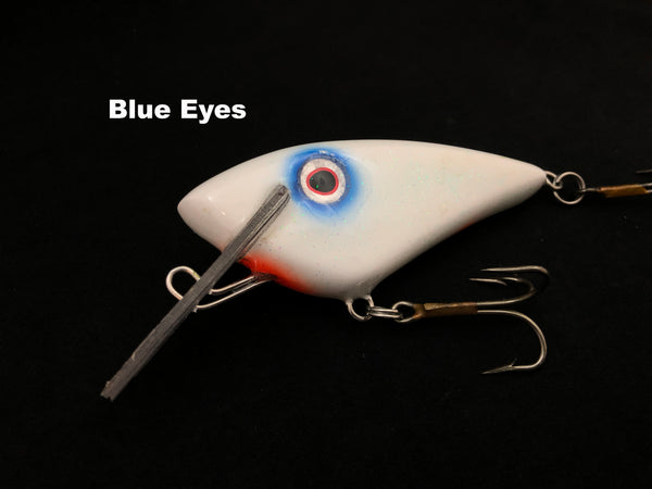 "Boss Shad Resin 4.5"" Boss Shad - Blue Eyes"