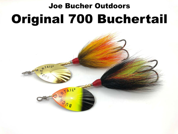 Joe Bucher Outdoors Original 700 Buchertail