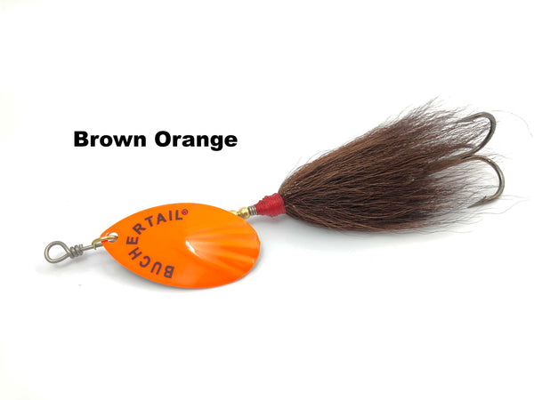 Joe Bucher Outdoors Original 700 Buchertail - Brown Orange